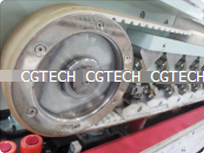 CGSZH1225 High-Speed Smart Double Edging Machine-9