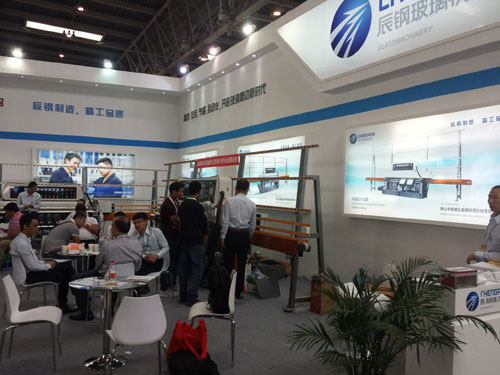 CGZ9325D 9 Motors Glass Straight Line Vertical Edging Machine with Digital Display-18