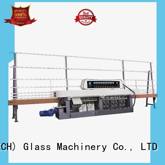 CGZ12325 12 Motors Glass Straight Line Flat Grinding Machine