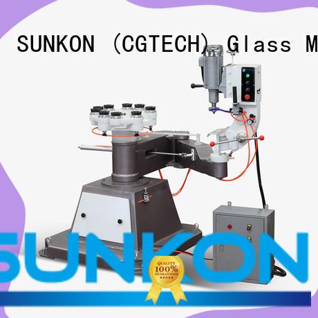 CGYX1321 Glass Shape Edging Machine