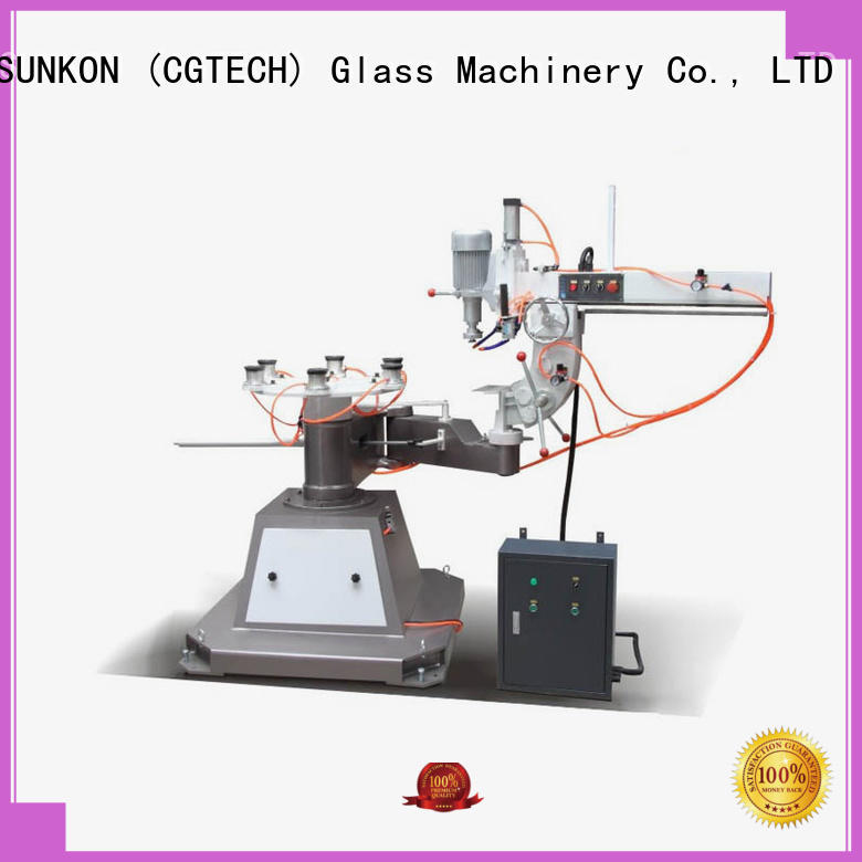 circles automatic glass grinding machine inquire now for plant SUNKON