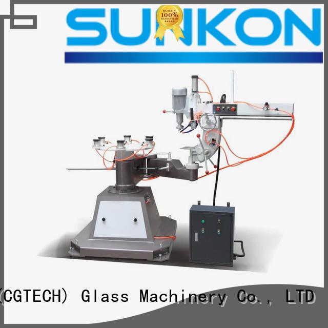 SUNKON Brand shape grinding glass grinding machine price inner circles
