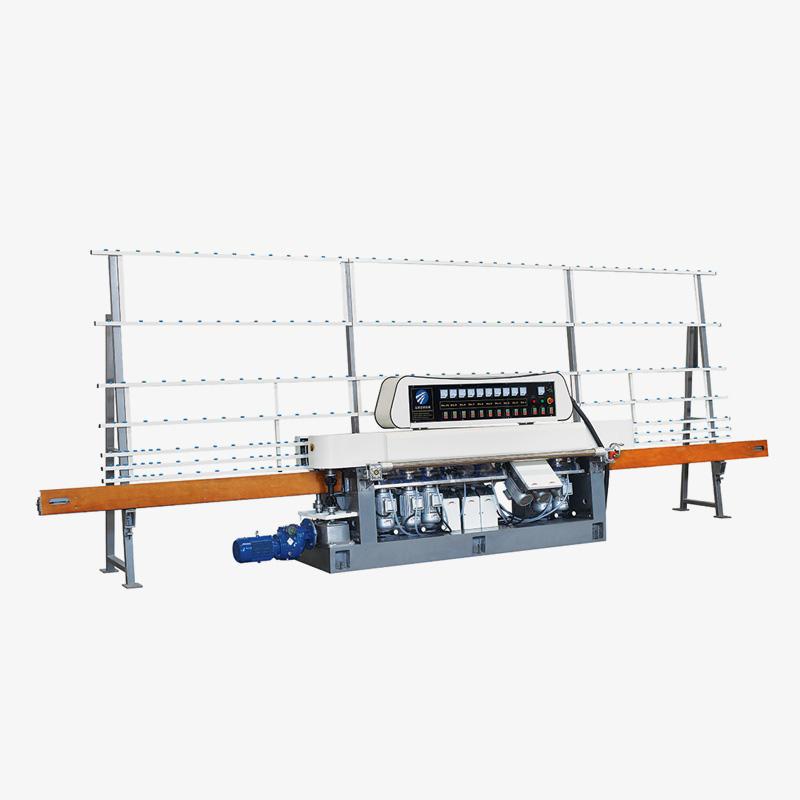 CGZ10325 10 Motors Glass Straight Line Flat Grinding Machine