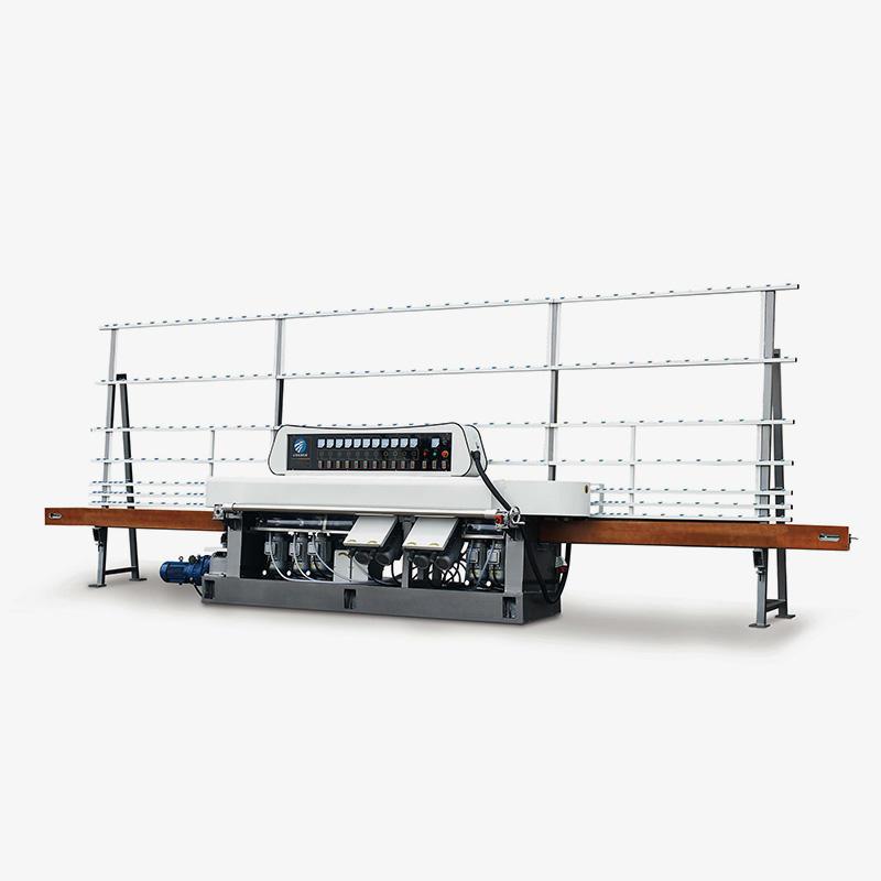 CGZ11325 11 Motors Glass Straight Line Flat Grinding Machine