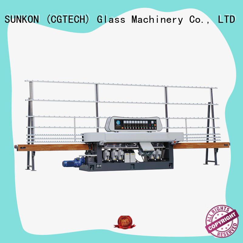 SUNKON straight line edger from China for commercial