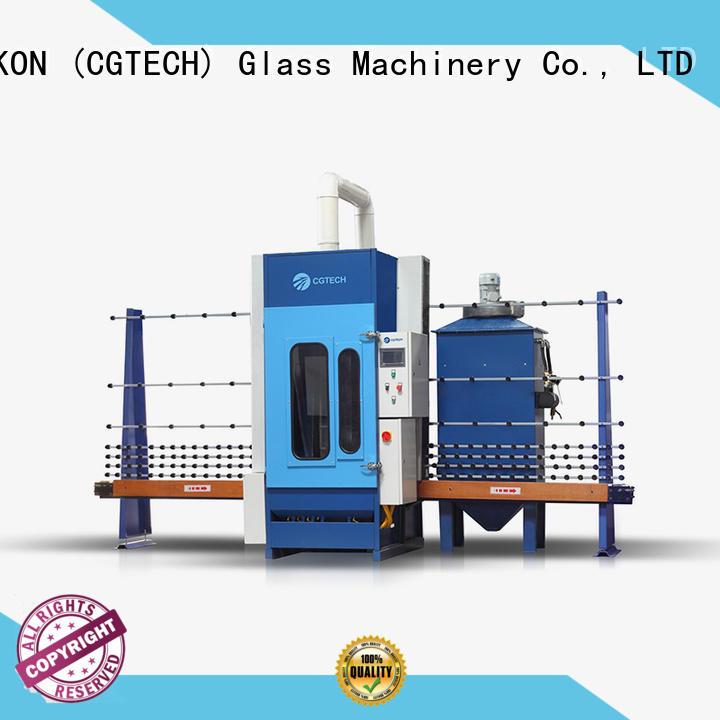 SUNKON machine autoglass sandblasting automatic sandblasting machine manufacturers sandblasting