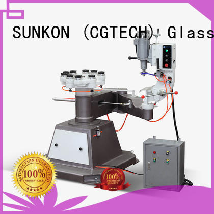SUNKON quality glass grinding machine manufacturers outer for plant