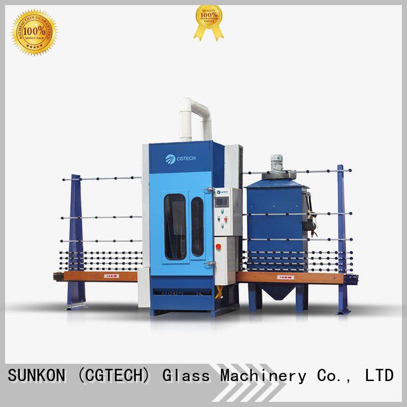 sandblasting automatic sandblasting machine manufacturers from China for plant SUNKON