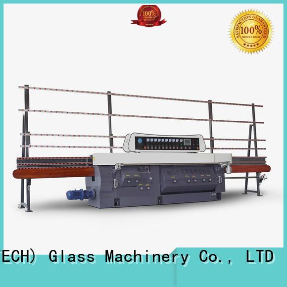 SUNKON Brand variable edge glass edge polishing machine motors edging