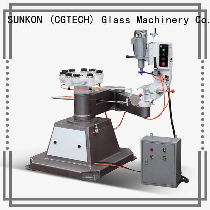 glass grinding machine edging for plant SUNKON