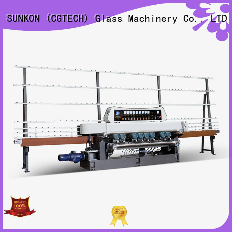 glass beveling machine for sale straight function Bulk Buy digital SUNKON