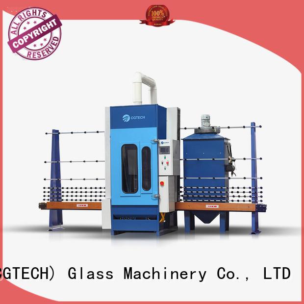automatic sandblasting machine manufacturers sandblasting automatic glass sandblasting machine SUNKON