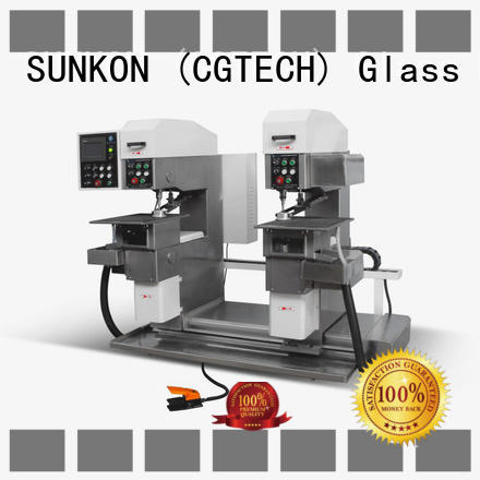 glass drilling glass customized for industry SUNKON