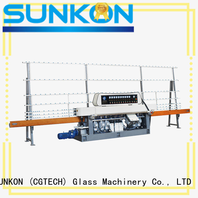 straight line edger customized for plant SUNKON