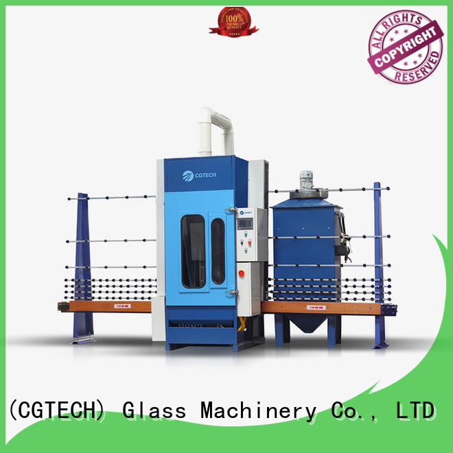 Hot automatic sandblasting machine manufacturers autoglass machine sandblasting SUNKON Brand