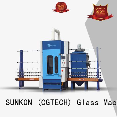 OEM automatic sandblasting machine manufacturers autoglass sandblasting machine automatic glass sandblasting machine