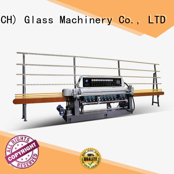 Hot glass beveling machine for sale line digital glass SUNKON Brand