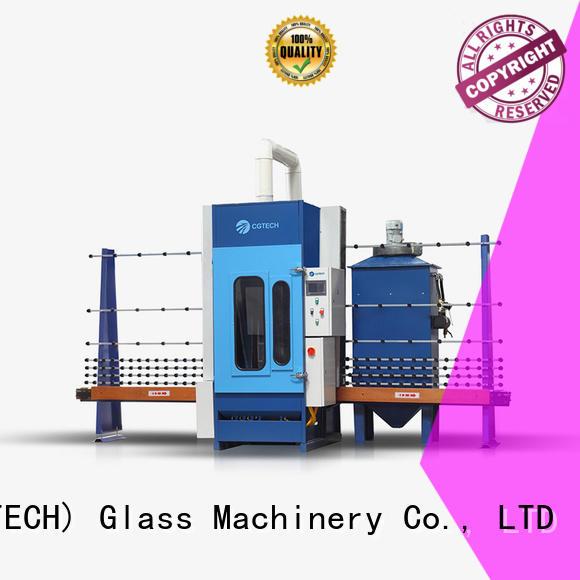 SUNKON quality glass sandblasting equipment customized for commercial
