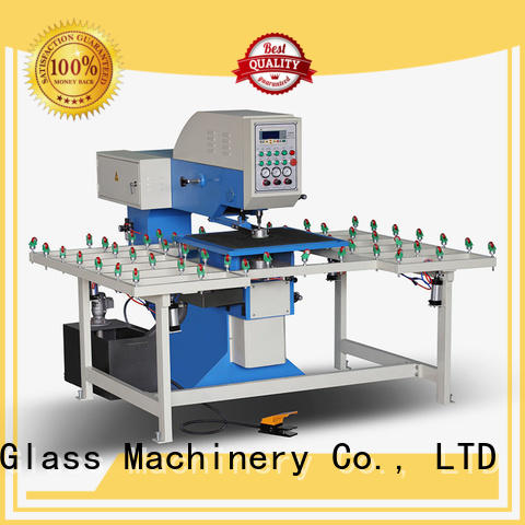 practical vertical glass drilling machine customized for industry SUNKON