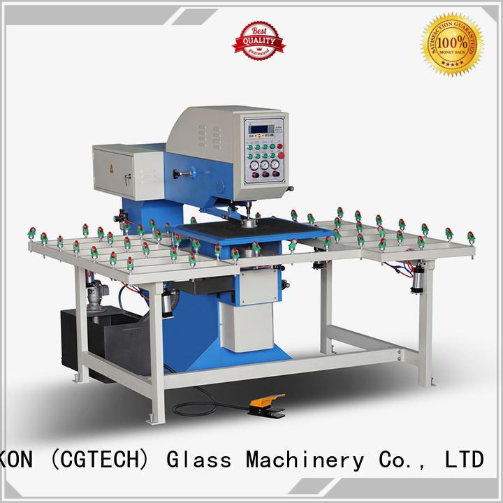 Wholesale glass standard glass drilling machine SUNKON Brand
