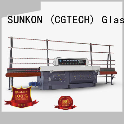 glass edge polishing machine for sale miters for industry SUNKON