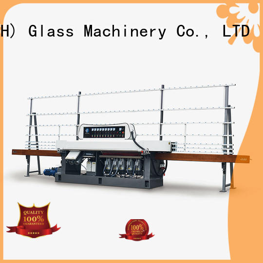 glass edge polishing machine variable glass flat edging SUNKON