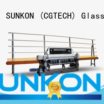 glass beveling machine for sale function manual control digital SUNKON
