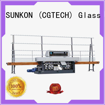 SUNKON straight line edging machine series for plant