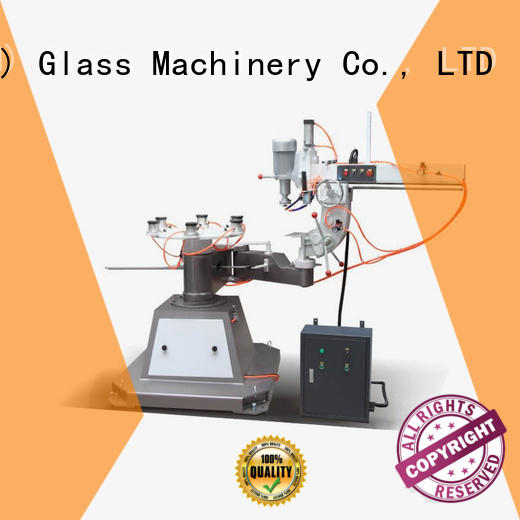 glass grinding machine price edging outer glass shape edger SUNKON Warranty