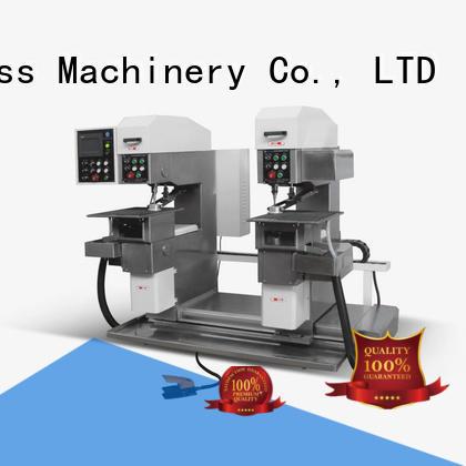 drilling glass machine configuration glass standard