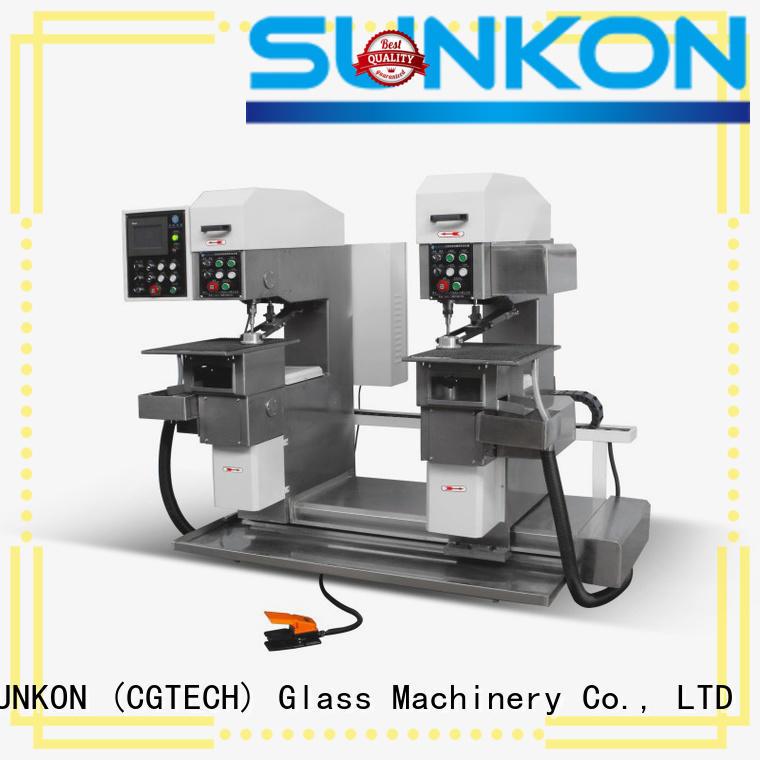 Wholesale drilling glass glass drilling machine SUNKON Brand