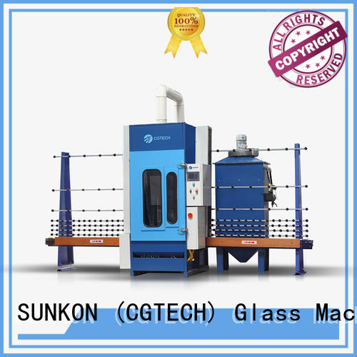 automatic sandblasting machine manufacturers sandblasting machine OEM automatic glass sandblasting machine SUNKON