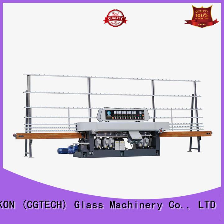 glass straight line beveling machine straight line straight line edger SUNKON Brand