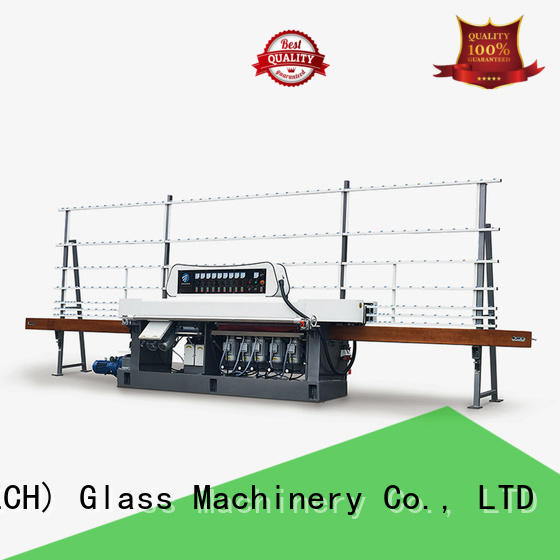 cgz9325p45° variable miters edging machine glass for plant SUNKON