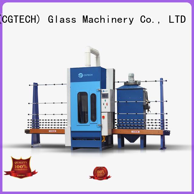 automatic sandblasting machine manufacturers machine automatic glass sandblasting machine SUNKON