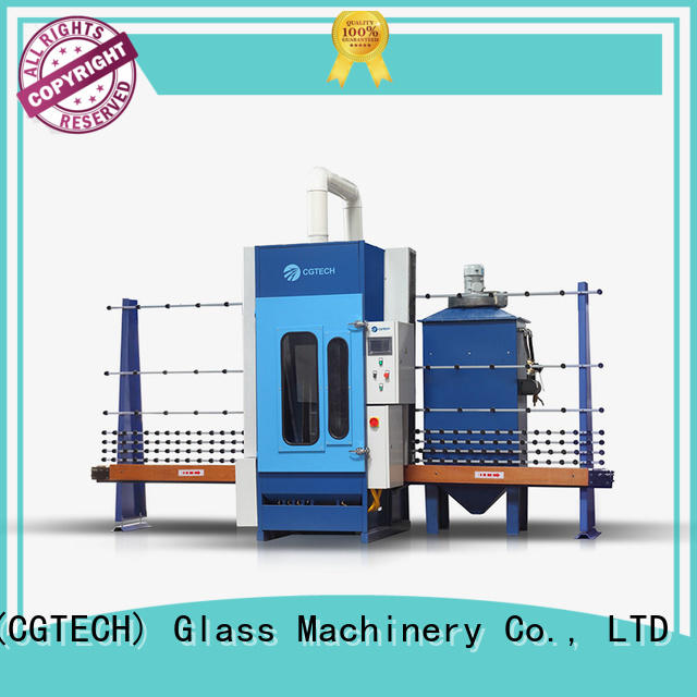 autoglass sand frosting machine directly sale for plant SUNKON