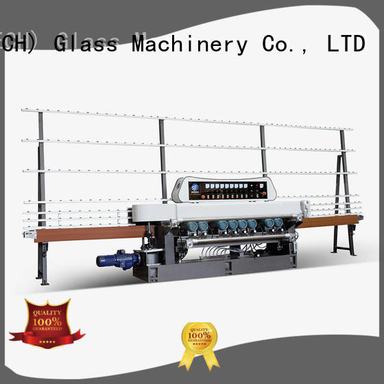 glass beveling machine for sale plc motors display beveling SUNKON