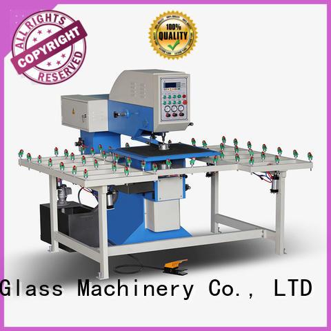 drilling glass configuration glass glass drilling machine SUNKON Warranty