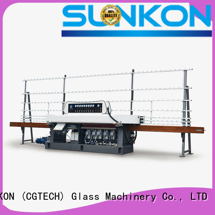 miters glass edger for sale motors for commercial SUNKON