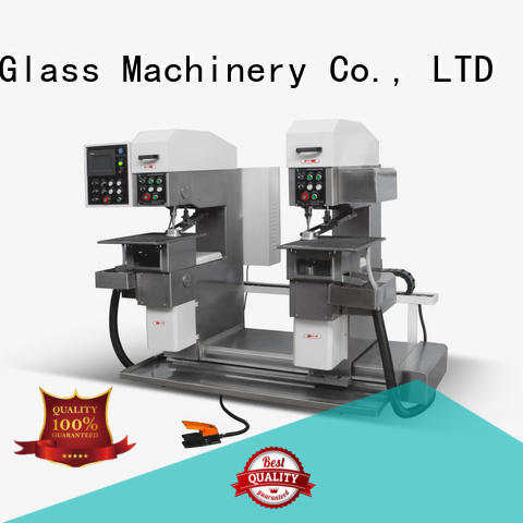 SUNKON Brand glass machine drilling glass drilling machine configuration