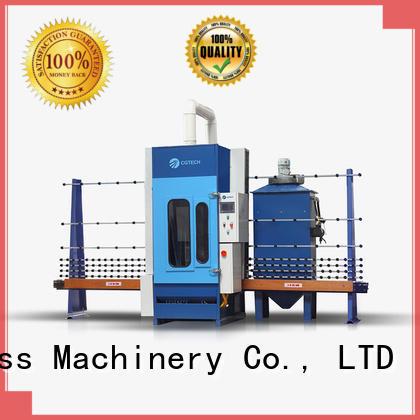 cgps2000 automatic glass sandblasting machine customized for industry SUNKON