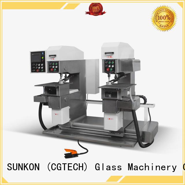drilling glass machine glass drilling machine SUNKON Brand