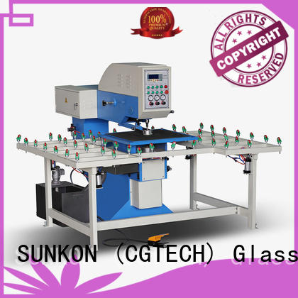 drilling glass drilling glass drilling machine standard SUNKON