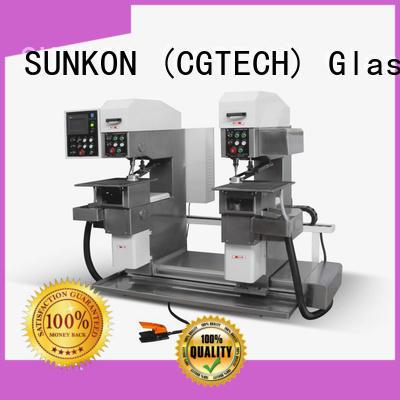 machine glass glass drilling machine standard SUNKON