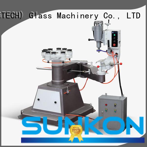 glass grinding machine price glass glass shape edger edging SUNKON