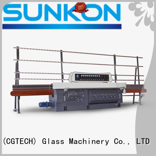 machine flat glass mitering machine miters SUNKON