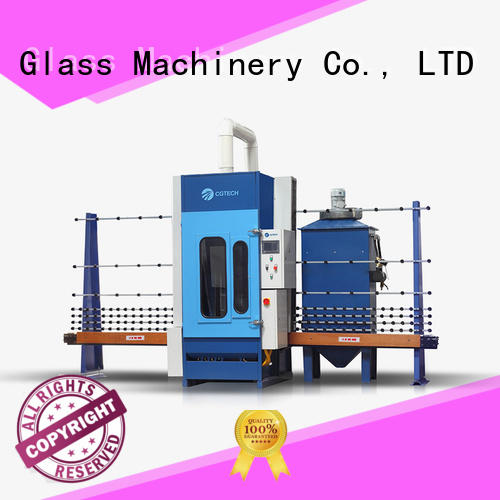 SUNKON cgps2500p automatic sandblasting machine manufacturers directly sale for commercial