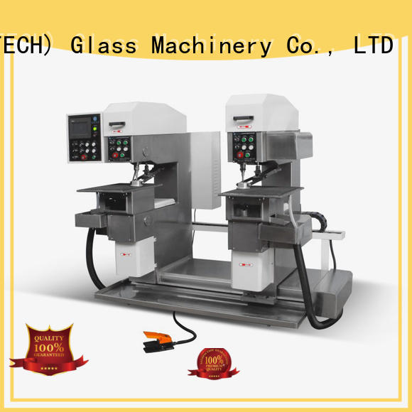 SUNKON glass drilling machine from China for commercial