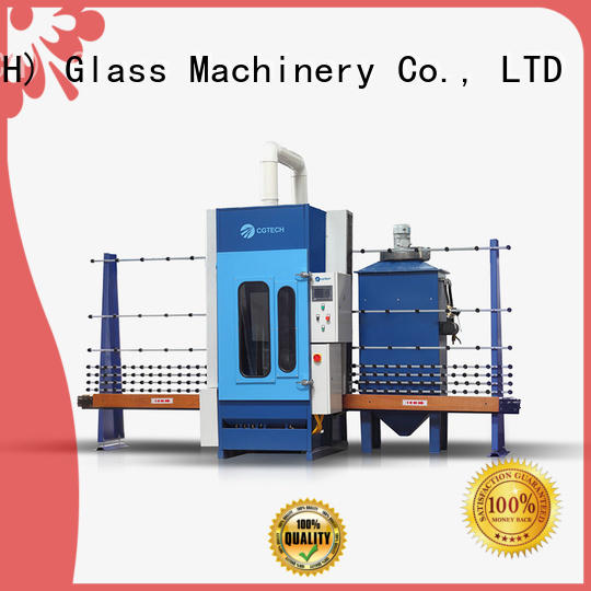 SUNKON cgps2500p sand frosting machine from China for plant