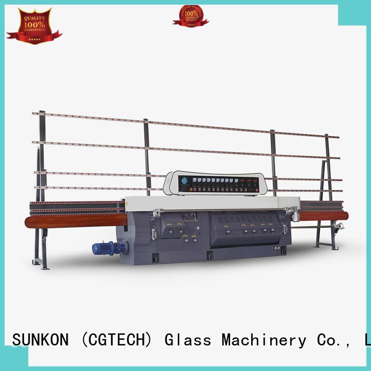 SUNKON Brand mitering glass variable mitering machine